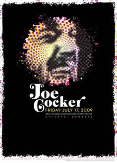 17.7.2009; joe cocker; usa, atlanta, chastain park amphitheater