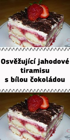 Tiramisu, Oreo Cupcakes, Dessert Recipes, Desserts, Cheesecake, Food And Drink, Yummy Food, Baking, Ethnic Recipes