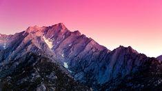 Alabama Hills, 5k, 4k wallpaper, California, US, Mountains, sky, sunset (horizontal)
