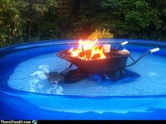 epic fail photos - There I Fixed It: Hot Tub Level: Super Redneck