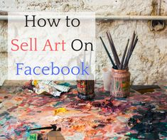 How To Make Successful Craft Business Selling Art Online, Online Art, Craft Business, Creative Business, Business Tips, Business Entrepreneur, Sell My Art, The Draw, Artist Life