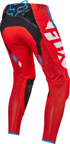 Fox MX Pants Flexair Seca Red 2017