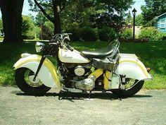 Very nice old bike !