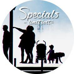 """Glücksvilla - Online Galerie: Kategorie """"Specials"""" - limitierte Editionen mit Zertifikat vom Künstlerpaar Stella & Baptist"""