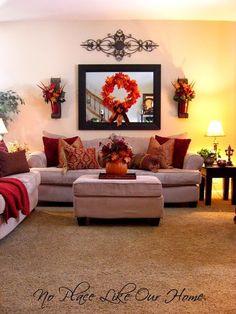 Мы подскажем как с помощью декора впустить в Ваш дом осень http://bit.ly/20MdJtA