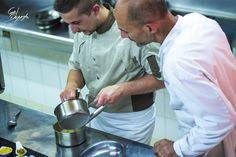 Laurent Jouault Alexandre Bevillon Restaurant le Raphaël