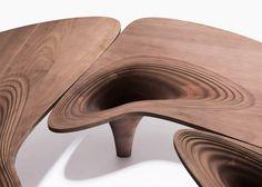 Dit is de allerlaatste meubelcollectie van Zaha Hadid - Roomed