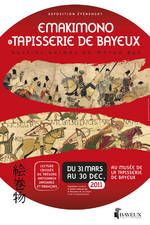 Off to Normandy! First stop: the 11th century, 70-meter-long Bayeaux Tapestry. Amazing.