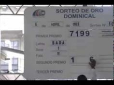Resultados Loteria de Panama lunes 6 de Abril 2015
