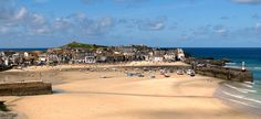A Day Trip to St.Ives in Cornwall  If there is something we look forward during the winter, it's certainly related to planning our summer holidays. It's all about getting a bit of tan in a place distant from home. And if you're look...