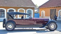1926 Bugatti Royale Torpedo Packard Prototype re-created, shown in Mulhouse in 2011