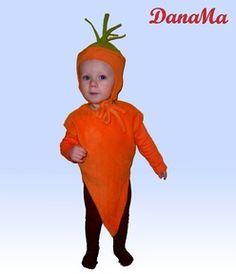 freche Möhre * Kinder Kostüm * Karneval Fasching