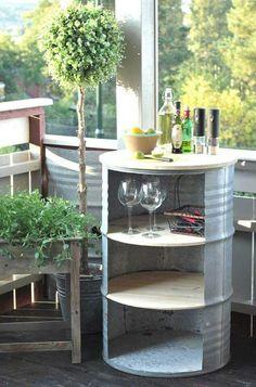Diese großartigen Dinger können Sie aus Metallbehälter machen! Perfekt für die heißen Sommertage! - DIY Bastelideen