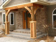 Front porch columns designs