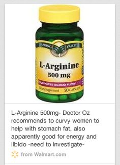 surgery to lose weight, fast weight loss pills, lose the belly fat - L -Arginine-helps Reduce Belly Fat, Increase Libido And Energy. Get Healthy, Healthy Tips, Health Remedies, Home Remedies, Fitness Diet, Health Fitness, Fitness Weightloss, Eat Better, L Arginine