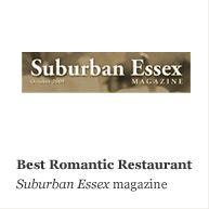Best Romantic Restaurant - Highlawn Pavilion