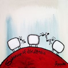 Art gallery of sheep ewe paintings for sale by Ann Gadd Ewe Sheep, Lambs, Paintings For Sale, My Favorite Things, Contemporary Art, Whimsical, Ann, Art Gallery, African