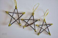 Sticks to stars