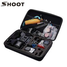 11.64$  Watch here - Portable Large Size Waterproof Camera Case Eva Hard Bag Box for Gopro Hero 4 5 2 HERO5 Session SJCAM SJ4000 SJ5000 Xiaomi yi 4K  #SHOPPING