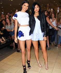Kendall & Kylie Jenner's Madden Girl Collab Might Win Over The Haters #refinery29  http://www.refinery29.com/2014/08/73661/kendall-kylie-jenner-madden-girl-shoes