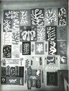 Henri Matisse The Cut-Outs….Now at the MoMA (from The Sartorialist) See more at http://www.thesartorialist.com/?p=56362