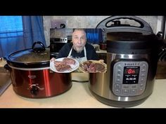 Making Q Doba, Moe's, Chipotle Barbacoa Adobo Style Burritos Chuck Roast in The Pressure Cooker. Get your own Rick Mammana Apron, T-Shirts and other souvenir...