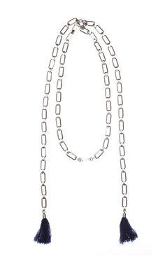 Shop Fringe Necklace by Isabel Marant for Preorder on Moda Operandi