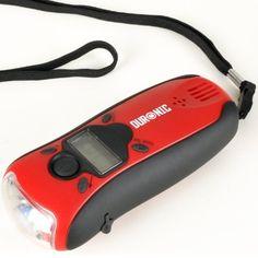 Duronic Explorer Wind-Up Rechargeable flashlight by Duronic, http://www.amazon.co.uk/gp/product/B00BMOMWK4/ref=cm_sw_r_pi_alp_cU0lrb0E149RF
