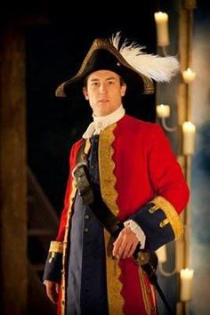 Tobias Menzies plays 2 complete opposite characters in Outlander. Awesome actor. Hate his BJR character.