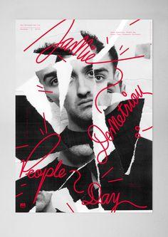 Daniel Peter, poster