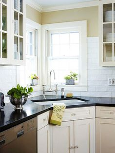 Traditional Style, Modern Convenience - traditional - kitchen - los angeles - by OTM Designs & Remodeling Inc.
