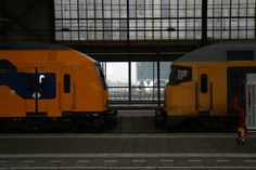 DDZ meets mDDM - Amsterdam Centraal