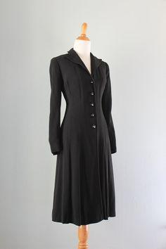 1940's Princess Coat