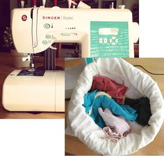 Creative Ways To Recycle Old T-Shirts...Some really super cute ideas here!