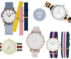 Time you treated yourself to a new watch? @bumpkinbetty has picked out some of her faves for you over on the blog