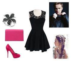 """"""":)"""" by hezka-girl on Polyvore featuring Gucci, COSTUME NATIONAL and Effy Jewelry"""