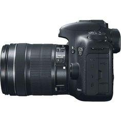 Câmera Canon Dslr Eos 7d Mark Ii Com -