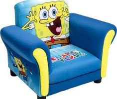 Spongebob kinderstoel