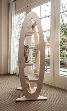 Next Post Previous Post Contoure Modern Cat Tree Contoure moderner Kratzbaum Wood Projects, Woodworking Projects, Teds Woodworking, Diy Cat Tree, Cool Cat Trees, Pet Furniture, Barbie Furniture, Garden Furniture, Modern Cat Furniture
