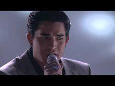 Tracks of my Tears - Adam Lambert LIVE on American Idol