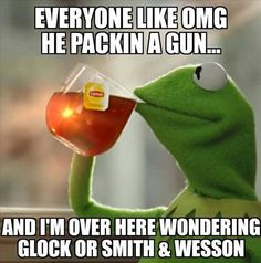 Glock and Smith & Wesson definitely make some of the most popular concealed…
