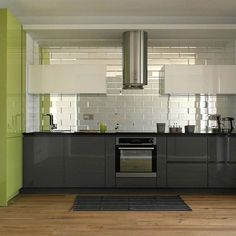 Bring contemporary inspired style to kitchen room with our Subway Mirror tile. Available in a variety of sizes, mirror tiles give your home a brighter look. Mirror Tiles, Subway Tile, Kitchen Cabinets, Contemporary, Inspired, Room, Home Decor, Style, Bedroom
