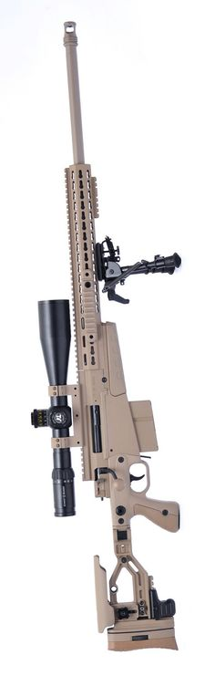 Accuracy International AX 338LM...the brother to the L115A3 that holds the world record sniper shot ...two taliban at over 1.5 miles in Afghanistan