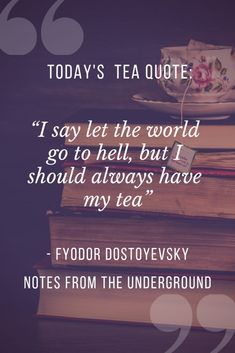Tea For Thoughts - Best Tea Meditation, Tea Quotes and Videos - Herbal Teas for Health