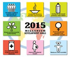 The Millennium Development Goals represent an agreed agenda for both developed and developing countries, working together to reduce poverty and advance human development. (One Just World forum, Melbourne, March Poverty And Hunger, Global Citizenship, World Thinking Day, Primary Education, Sustainable Development, Nurse Life, Economics, Culture