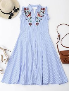 GET $50 NOW | Join Zaful: Get YOUR $50 NOW!http://m.zaful.com/floral-embroidered-ruffles-cut-out-shirt-dress-p_287137.html?seid=52c8ovhpnbmca6thskecj08705zf287137