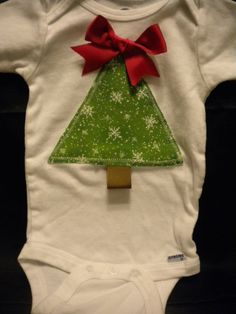 Cute idea that could be sewn on or even hot-glued!