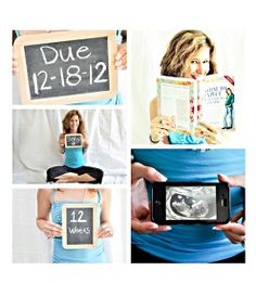 the Stork is Coming: The best pregnancy photo announcements http://storkcoming.blogspot.it/