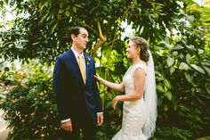 Photography: Carolyn Scott Photography Hair and Makeup: Wedding Hair by Liz Venue: The Museum of Life + Science Event Planning: Events by Memory Lane  #weddinghair #updo #curly #boho #veil