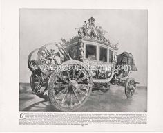 Berline-Napoleon's Carriage Of State
